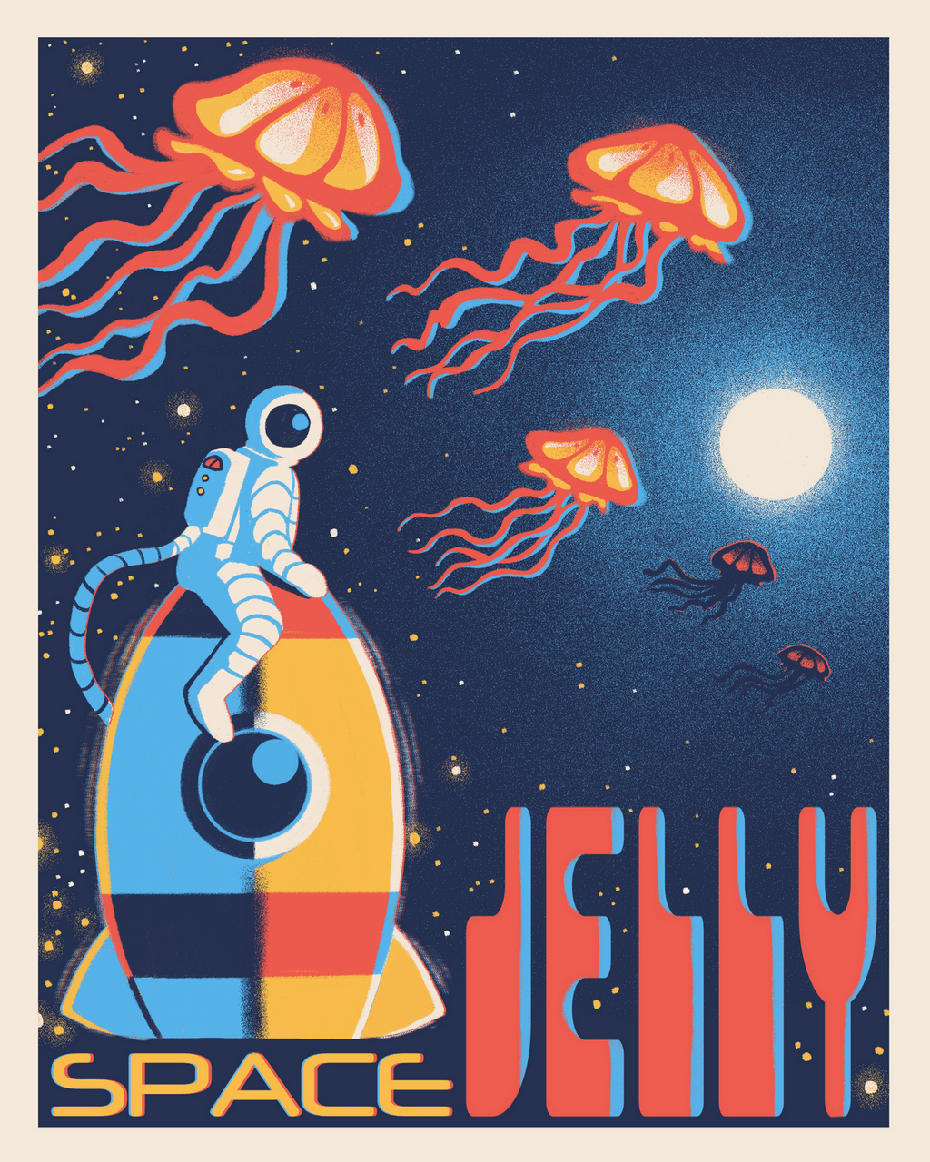 Space jelly