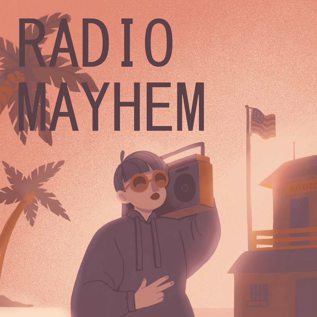 Radio mayhem
